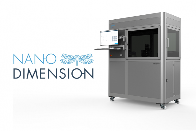 Nano Dimension DragonFly 2020 Pro 3D Printer